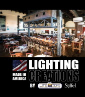 Lighting Creations by Litetops & Stiffel